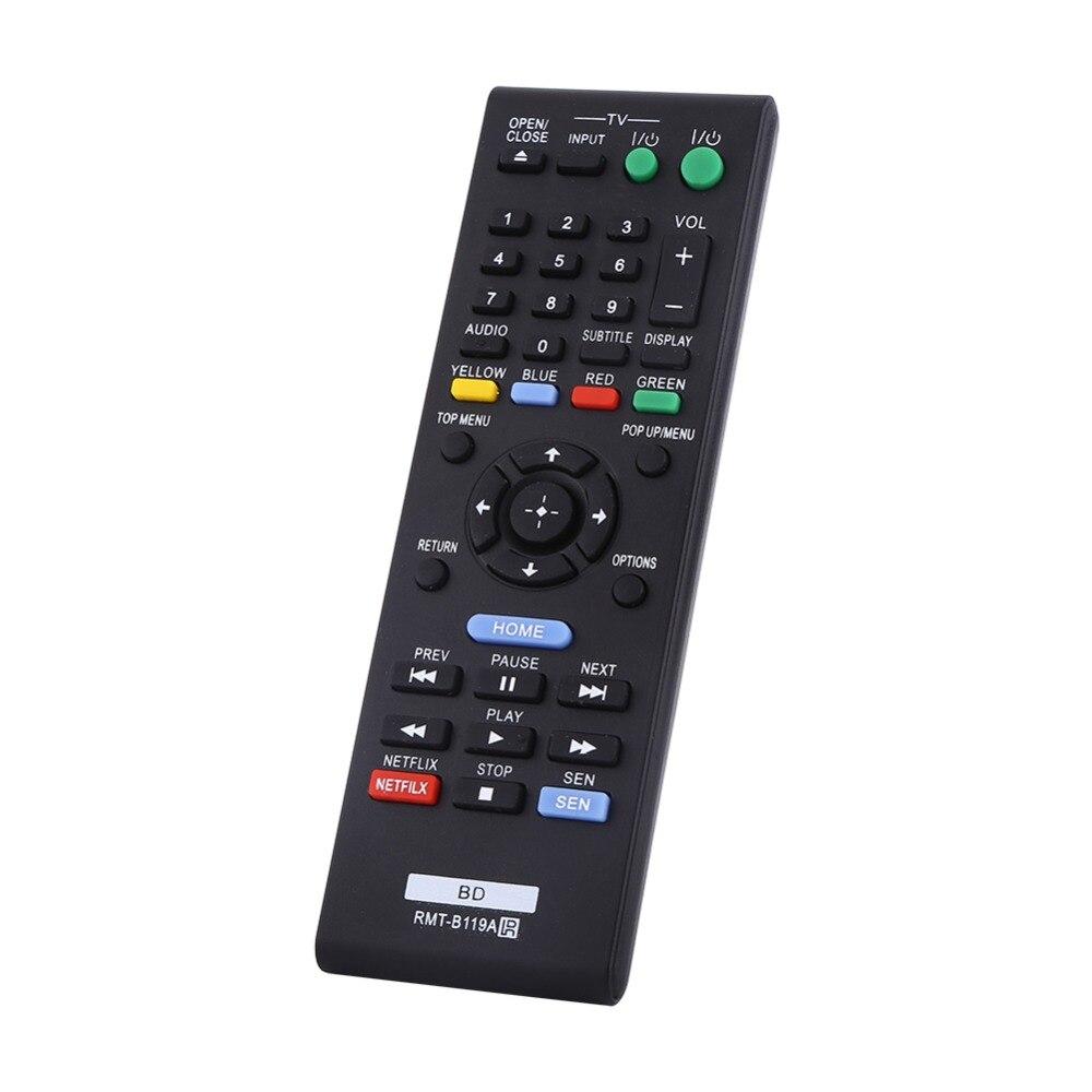 Nuevo Control remoto para SONY BDP-S3200 RMTB119A BDP-S590WM BDPS590 BDP-S390WM RMT-B119A BDPBX39...