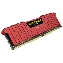 Corsair Vengeance Lpx 8 Gb DDR4 PC4 3000Mhz Module Pc Desktop Ram Geheugen 8 Gb Dimm Enkele Rams-rood
