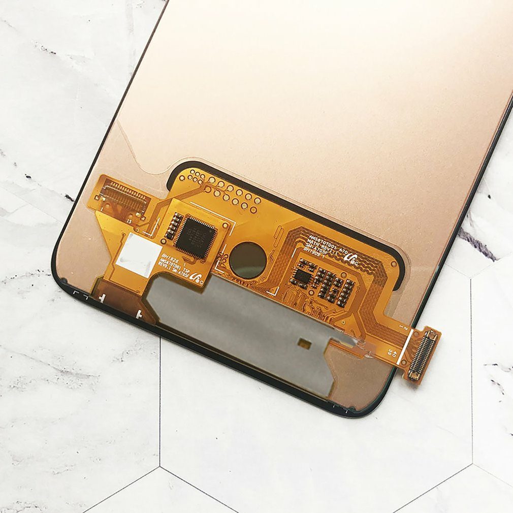 6.7 Inch OLED Display For Samsung Galaxy A70 A705 A705F Display Touch Screen Digitizer Assembly With Tools enlarge