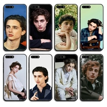 Timothée Chalamet Phone case cover hull For Huawei Honor Mate 5 6 7 8 9 10 20 30 A C X Lite Pro bla