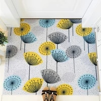 printed non slip doormat entrance outdoorwaterproof bedroom mat kitchen hallway rugcuttablewashable