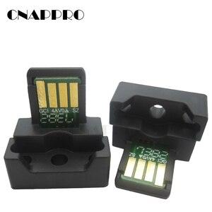 4PCS MX-900 MX900 900 Reset Toner Chip For Sharp MX M904 M905 M1054 M1055 M1204 M1205 MX-M904 MX-M905 MX-M1054 MX-M1055 Chips