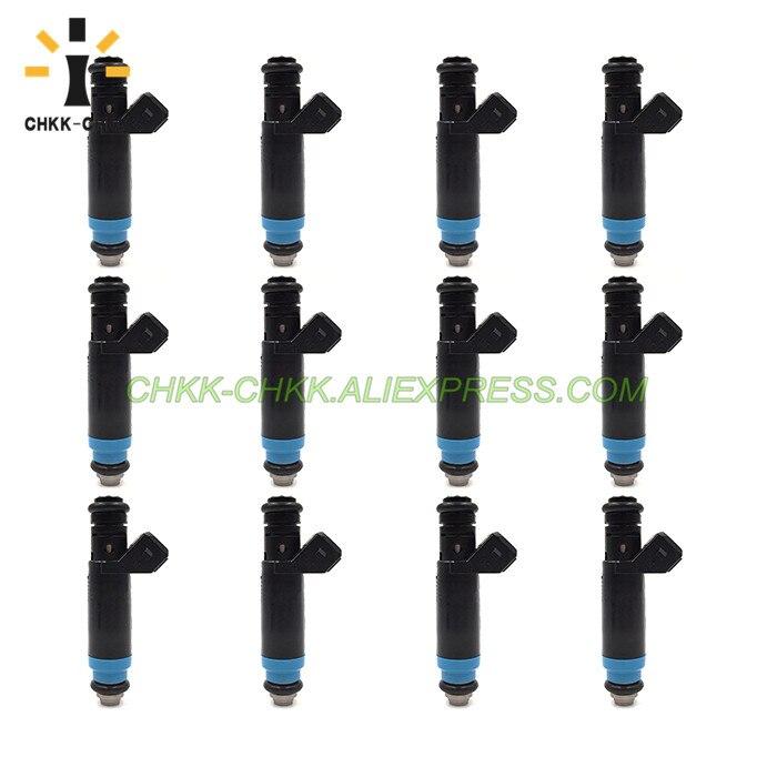 CHKK-CHKK FI114992 de alto rendimiento 850cc 80lb EV1 inyector de combustible para V8 LT1 LS1 LS6