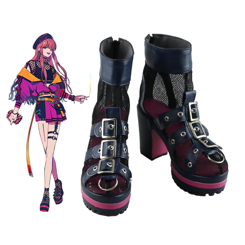 للجنسين أنيمي كوس مفارقة لايف آن فوكنر BAE CV.96 تأثيري ازياء أحذية مخصصة