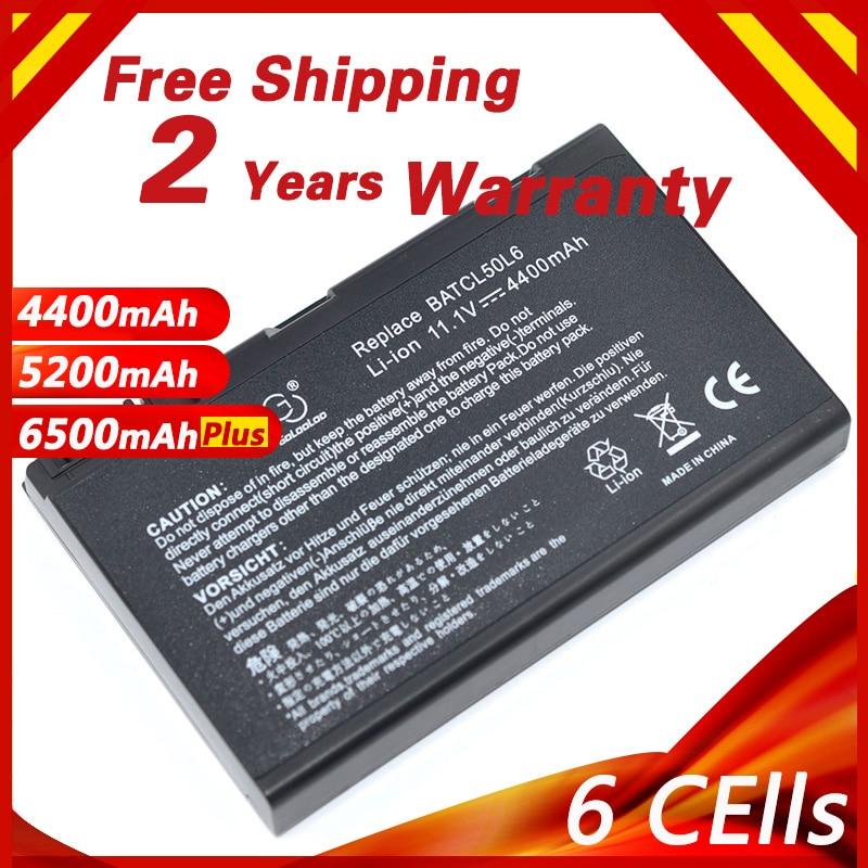 Golooloo Laptop Battery for Acer 50L6 BATBL50L6 BATBL50L8H BATCL50L BATCL50L6 Travelmate 2450 2490 3900 4200 4260 4280 5210 5510