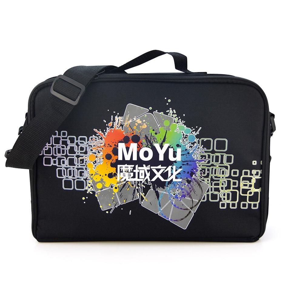 Moyu Speedcube bolsa profesional para 2x2 3x3x3 4x4x3 4x4 5x5 6x6 y 7x7 8x8 9x9 10x10 rompecabezas Speed cubo todos capa regalo de Juguetes