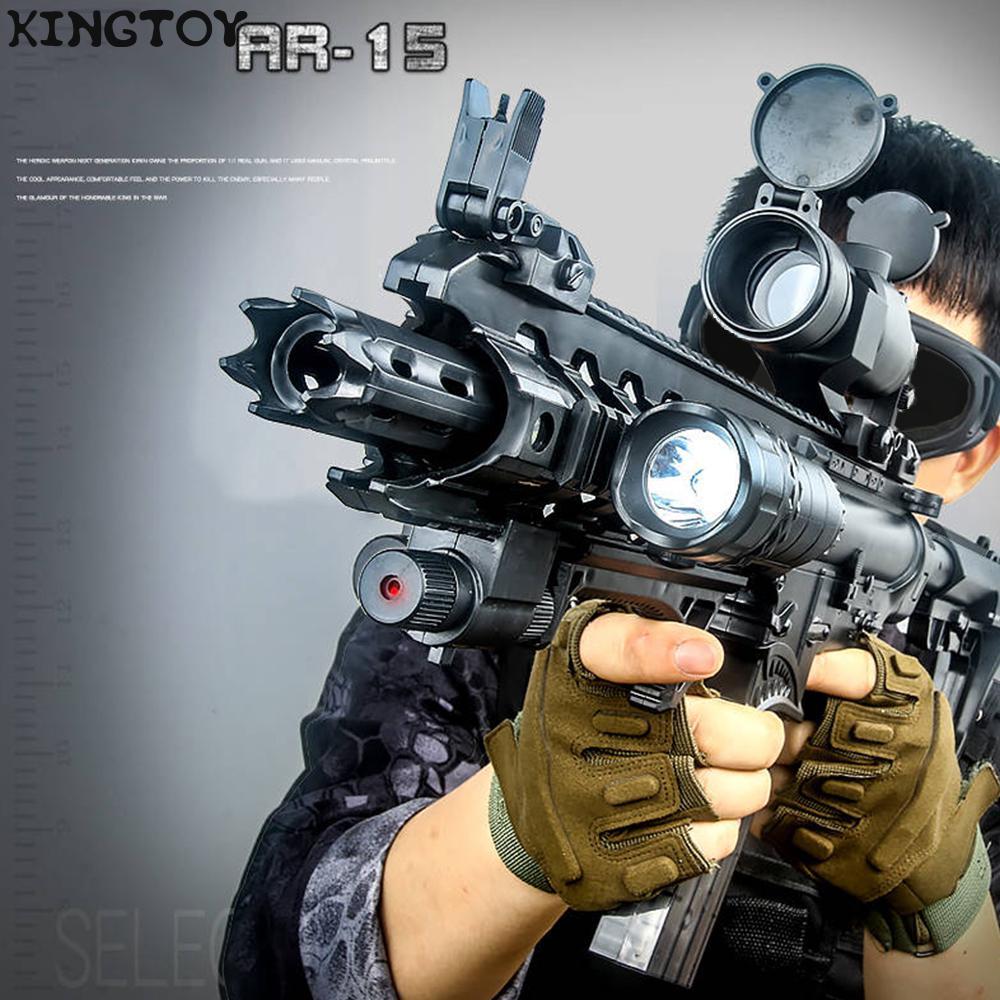 Airsoft Air Gun Water Gun Electric Blaster Cs Game Shoot Gun Toy Bb Gel Ball Rifle Sniper Weapon Airsoft Gun Paintball Air Gun
