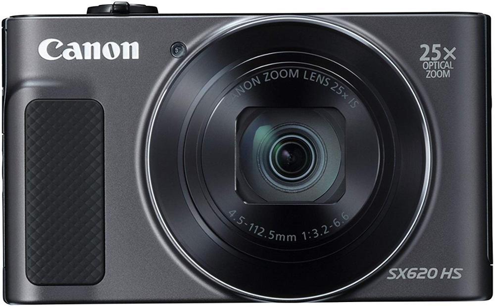 Canon PowerShot SX620HS-كاميرا رقمية مستعملة ، تقريب بصري 25x ، مع wifi و NFC