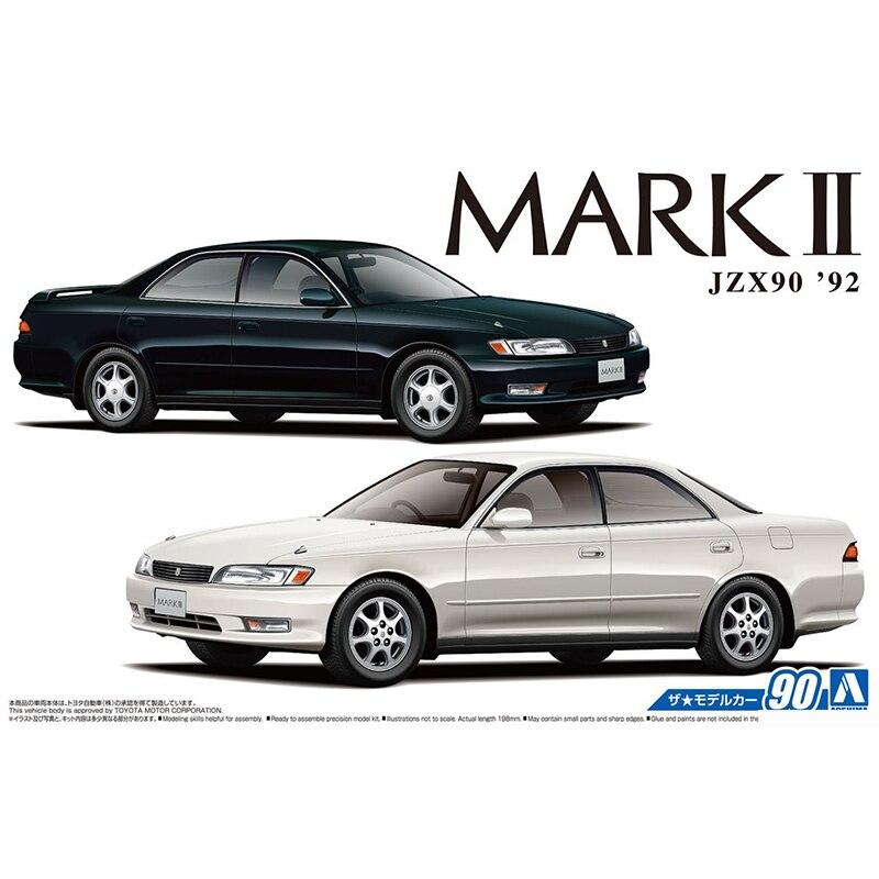 1/24 Toyota JZX90 Mark II '92 Diy montaje modelo de coche 05643
