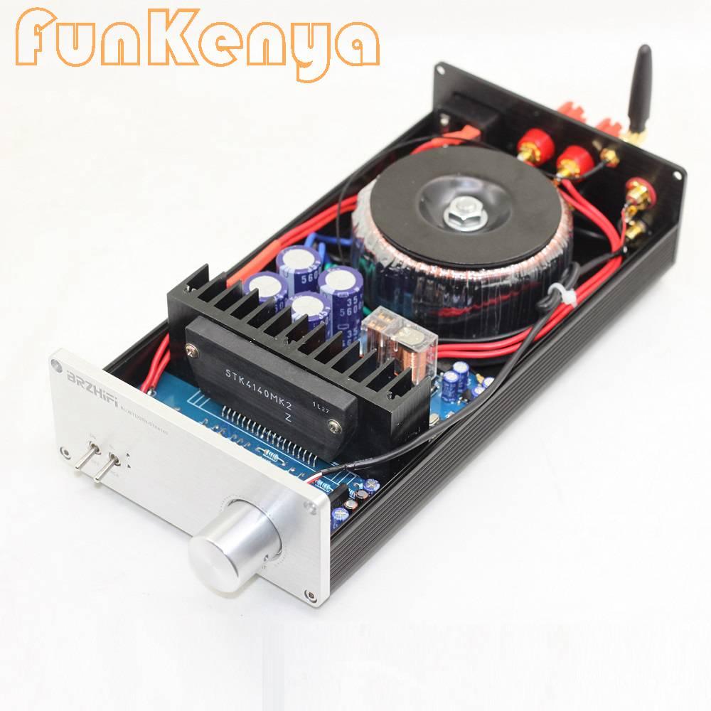 جديد سانيو فيلم سميك STK4140MK2 بلوتوث 5.0 HIFI مكبر للصوت يتجاوز بكثير LM1875