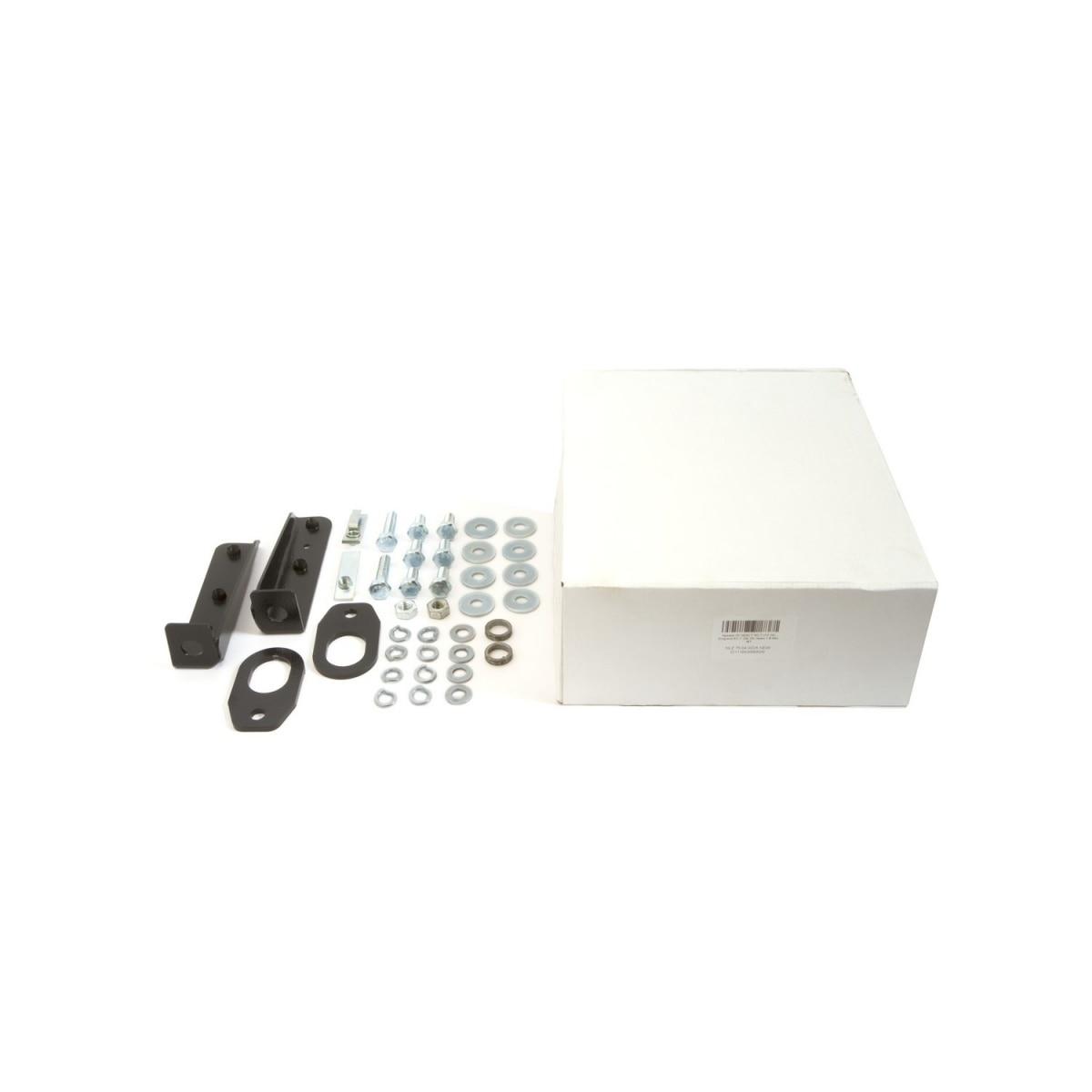 Sujetadores ZK adecuado para Geely SC-7 (12-16) Emgrand EC-7 (09-16) (4mm) 1,8 Ben MT (dorado)