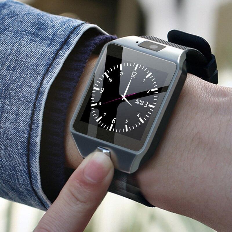 DZ09 Smartwatch Smart Watch Digital Men Watch For Apple iPhone Samsung Android Mobile Phone Bluetoot