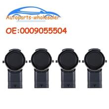 4 pièces/lot 0009055504 A0009055504 pour M ercedes nouveau capteur de stationnement PDC pare-chocs aide inverse accessoires de voiture