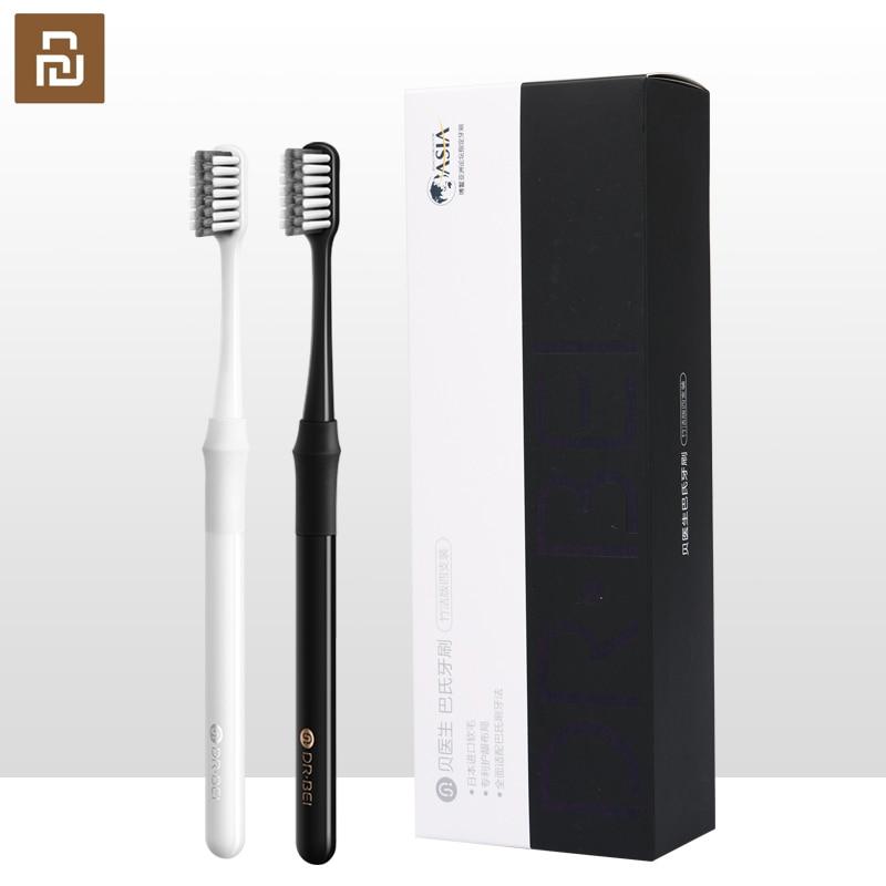 Xiaomi Doctor B diente Mi bajo método mejor cepillo de alambre pareja incluyendo caja de viaje para el hogar inteligente