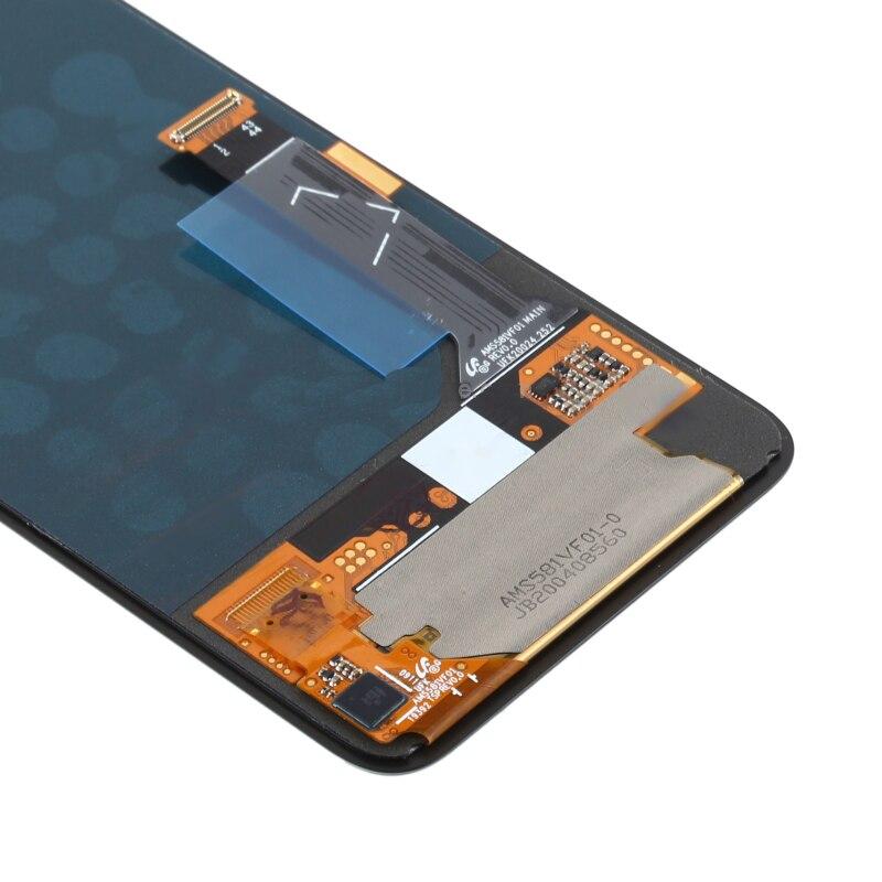 Original LCD Screen and Digitizer Full Assembly for Google Pixel 4a G025J GA02099 4G Version enlarge