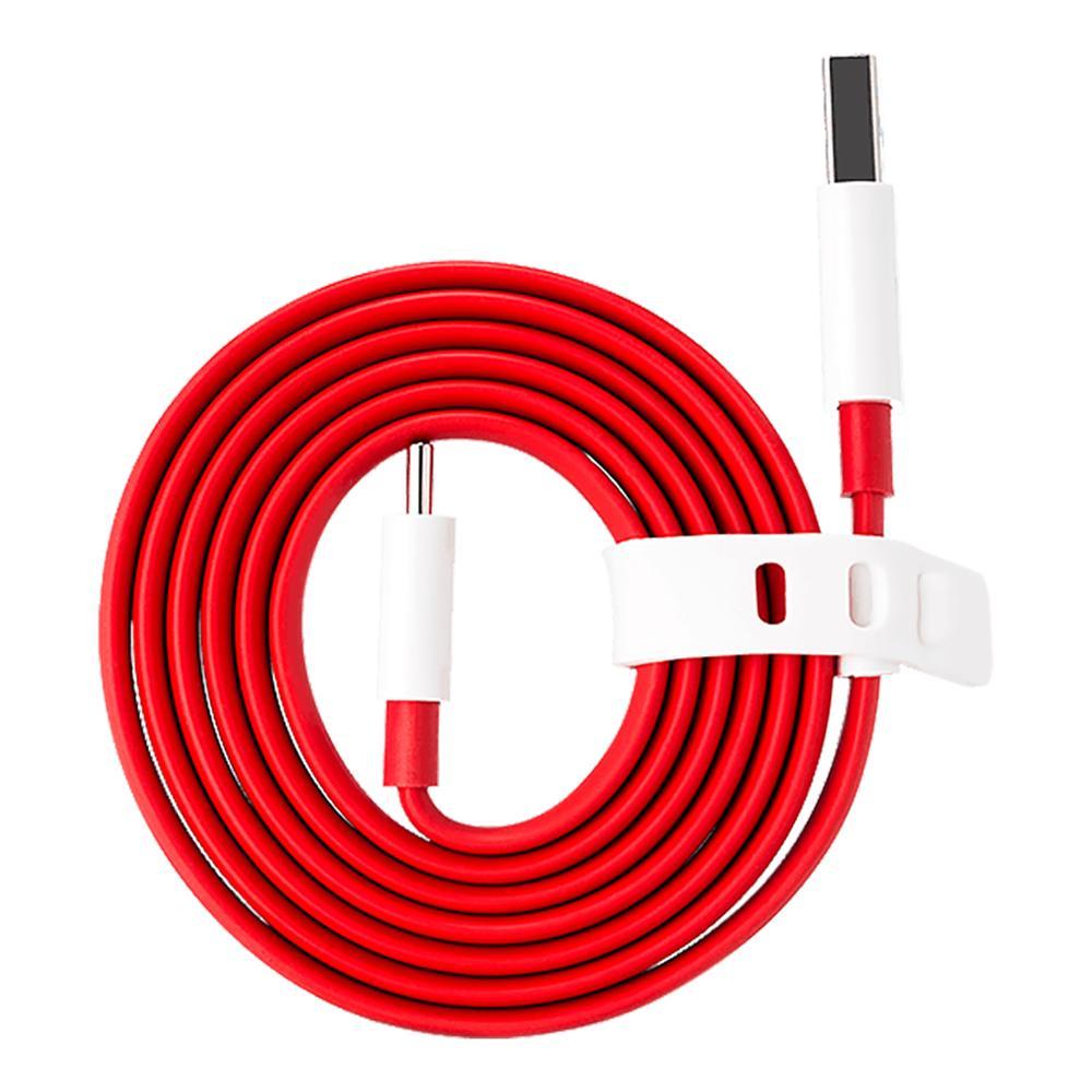 100% Original oficial OnePlus urdimbre Charge tipo-c Cable 100 cm 150CM