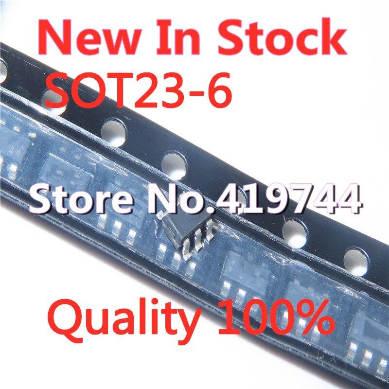 10 pçs/lote qualidade 100% rt9293bgj6 rt9293b rt9293 SOT23-6 (impressão de tela bt =) smd boost converter em estoque novo original