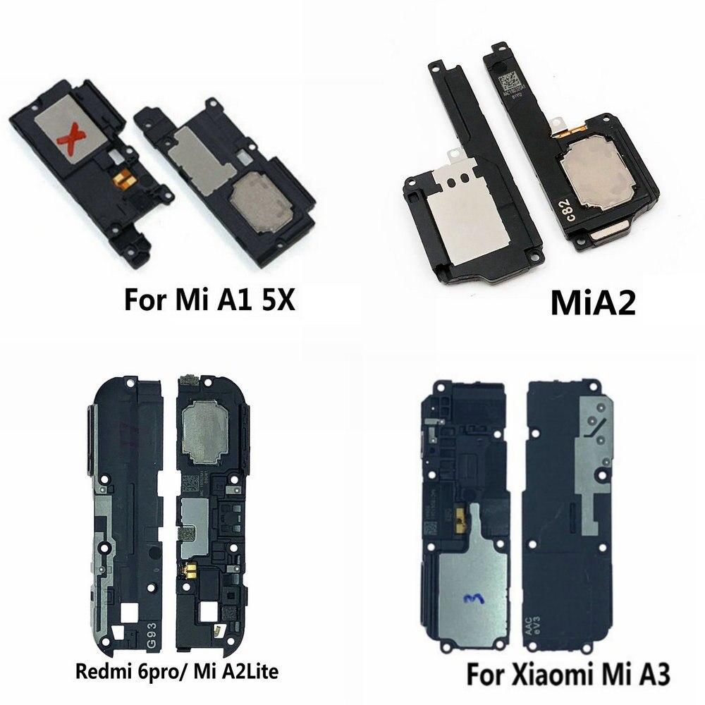 Nuevo altavoz zumbador timbre reemplazo para Xiaomi Mi A1 A2 A2Lite A3 teléfono móvil