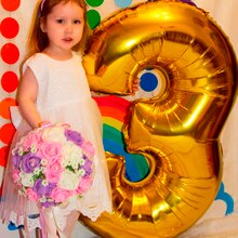 "Abbildung Luftballons 40 ""ballon Große Blau Rosa Anzahl ballon Helium Folien Ballons Geburtstag Party Neue Jahr Dekoration Ballon"