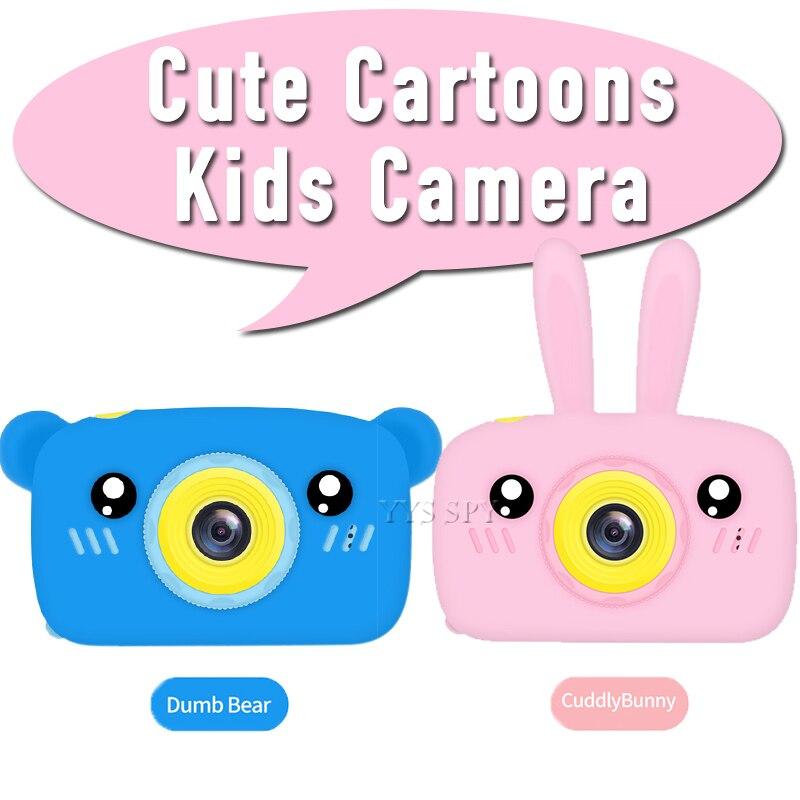 الأطفال كاميرا رقمية صغيرة فيديو كاميرا لعب للأطفال هدايا الطفل عيد ميلاد 1080P صور المهنية كاميرا الفيديو تيليكاميرا Camaras