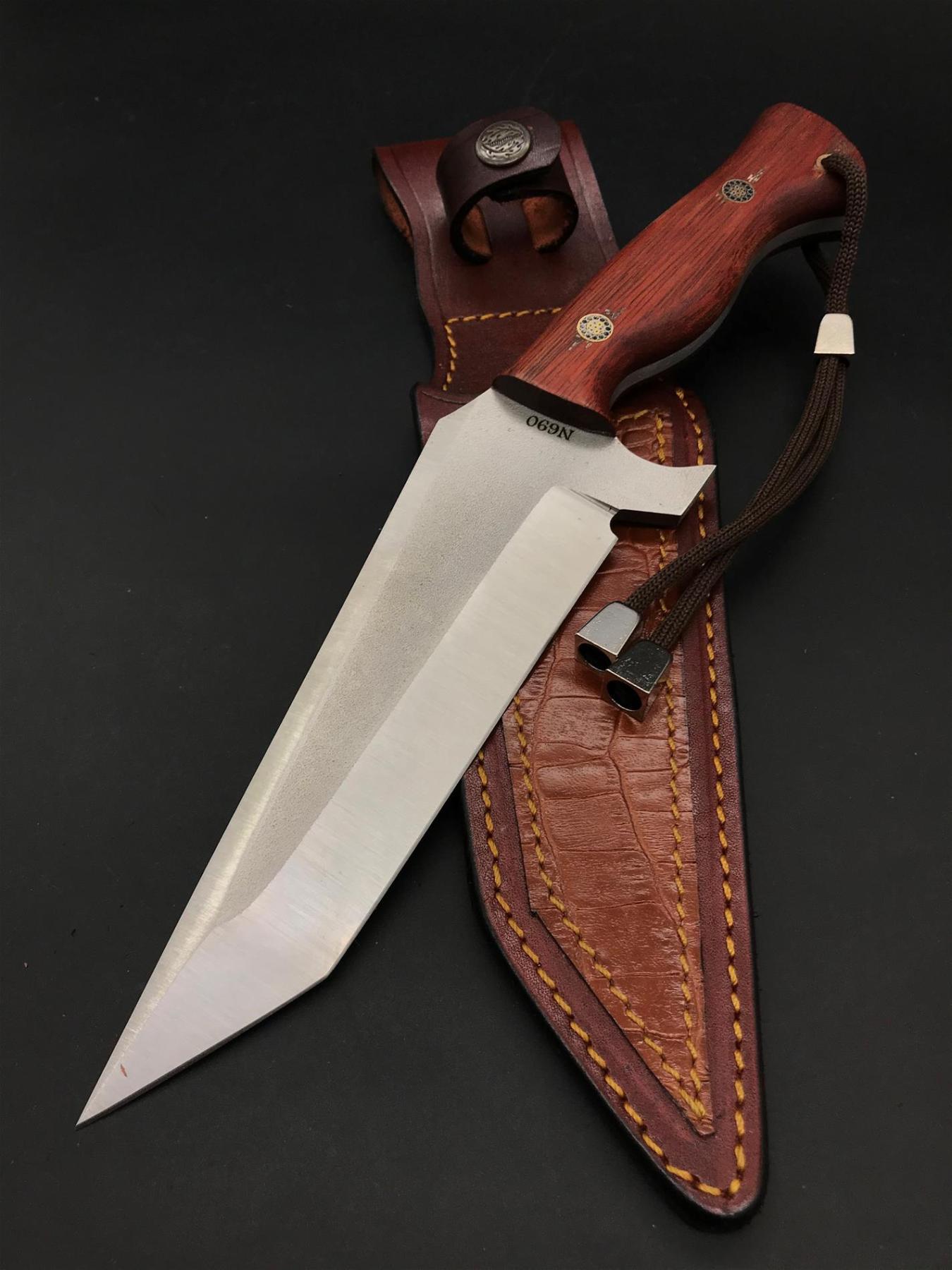BOHLER N690 Camping Knife BB107-3
