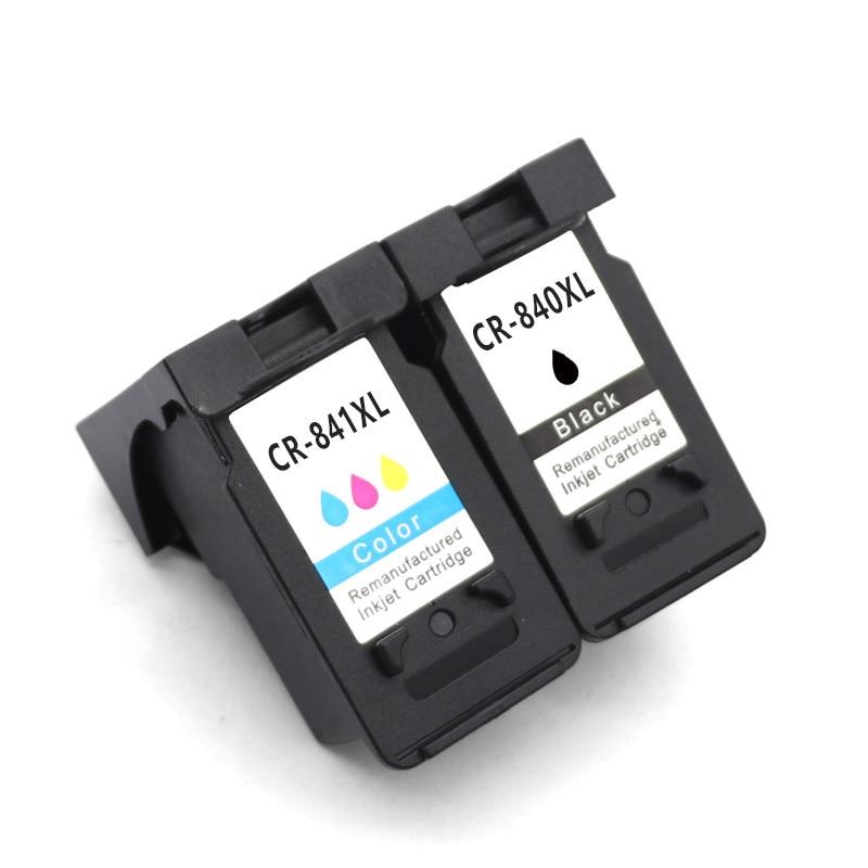 Cartuchos de tinta para PG-840 XL PG-840XL PG 840 PG840 Pixma MX398 MX378 MX438 MX458 MX518 MX528 impresora de inyección de tinta
