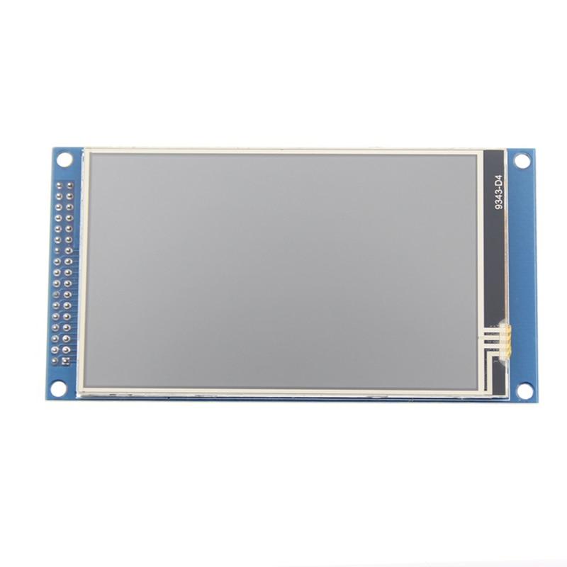 Módulo de pantalla táctil TFT LCD de ABHU-3.97 pulgadas 800x480 NT35510 IC pantalla LCD para Arduino C51 STM32