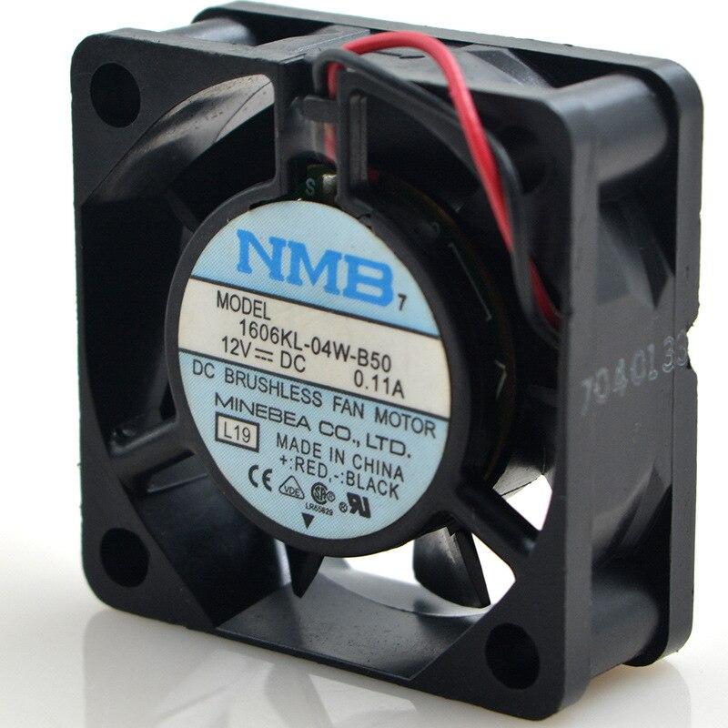 Para NMB 4015 DC12V1606KL-04W-B50 gráficos ventilador interruptor ventilador de refrigeración doble bola