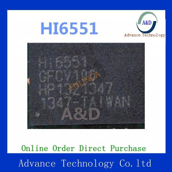 دائرة الكترونية HI6551, تحكم بالطاقة لهاتف هواوي P7