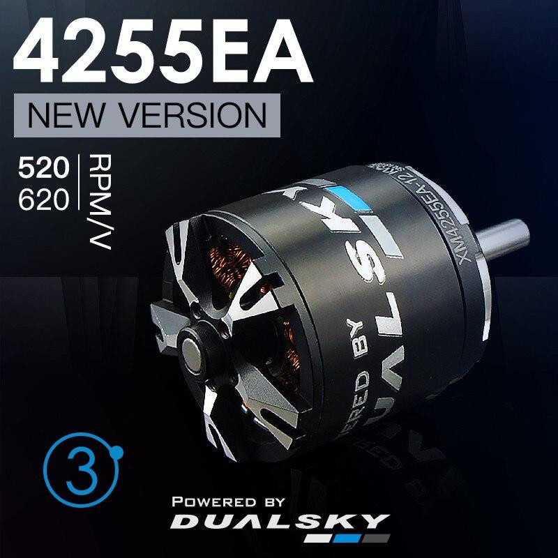 DUALSKY XM3548EA serie V3 outrunners sin escobillas para motor de ala fija 32E