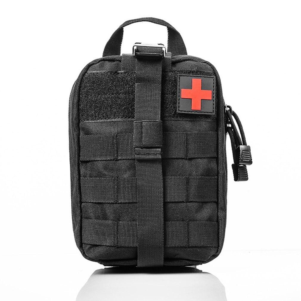 First Aid Kit Taktische Medizinische Tasche Multifunktions Taille Pack Klettern Tasche Notfall Reise Überleben Kit Outdoor Camping Reise