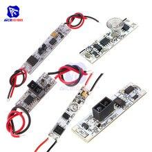 Diymore Module de capteur de commutateur de LED Module de capteur tactile capacitif Module de détection de corps