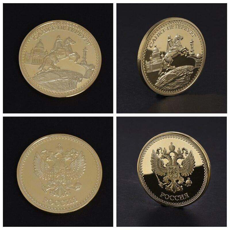 New Commemorative Coin Galloping Horse Collection Arts Gifts Bitcoin Alloy Souvenir