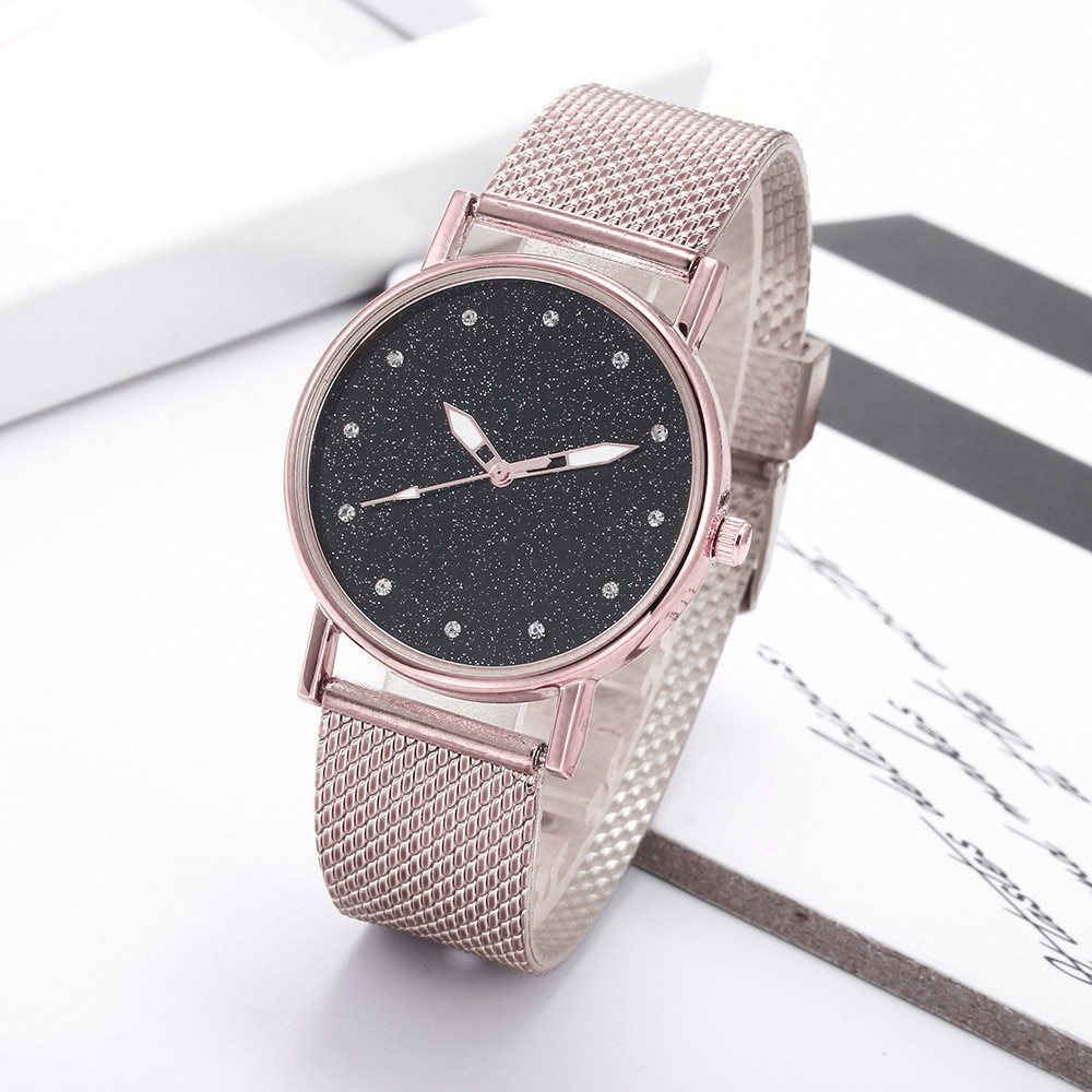 Luxury Inlay Diamond Dial Watches For Women Fashion Simple Silicone Strap Ladies Quartz Watch Casual Clock Gifts Montre Femme best deal quartz watch women fashion tower pattern diamond dial watches men faux leather watch women s dress clock montre relo