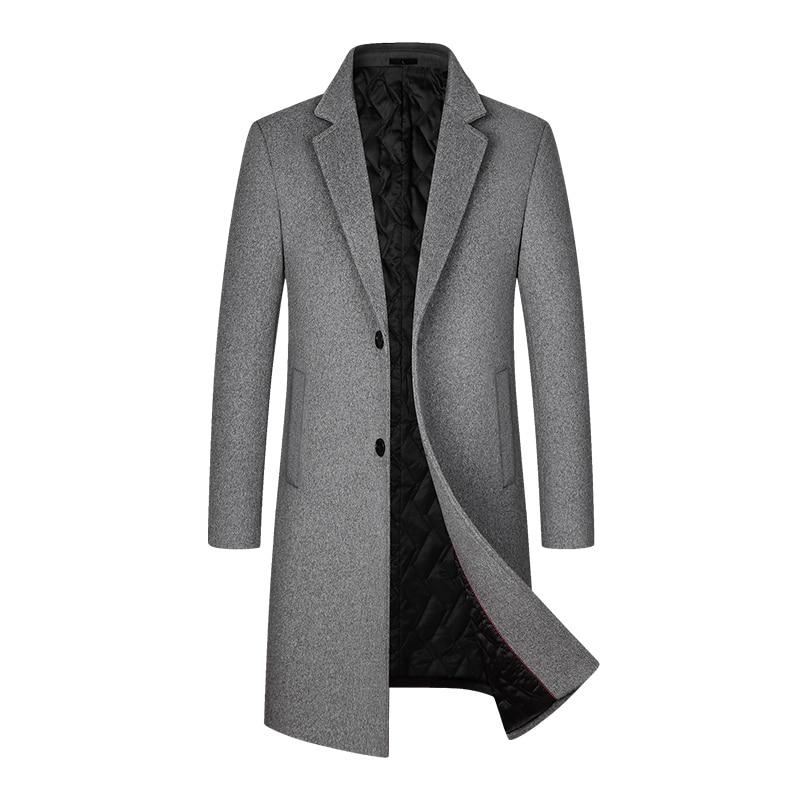 Мужское пальто, мужское зимнее пальто, Мужское пальто, мужская куртка, шерсть 54.3%, мужские куртки и пальто, длинное Мужское пальто, зимнее пал...