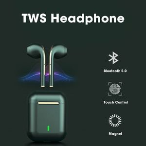 TWS Bluetooth Headphones HIFI Wireless Earphone Touch Control Sports Headset Gamer Stereo Sound Ear Buds for IOS Android Phone