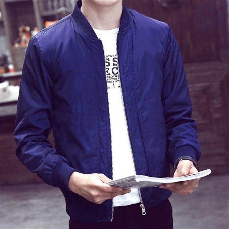 Мужская куртка, модная куртка на молнии, мужская приталенная бейсбольная куртка в студенческом стиле, Мужская ветровка, верхняя куртка