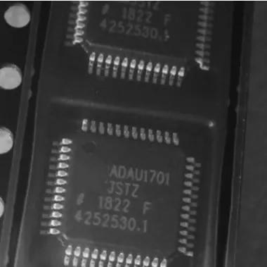 5-10PCS New ADAU1701JSTZ QFP-48 ADAU1701 processador de áudio