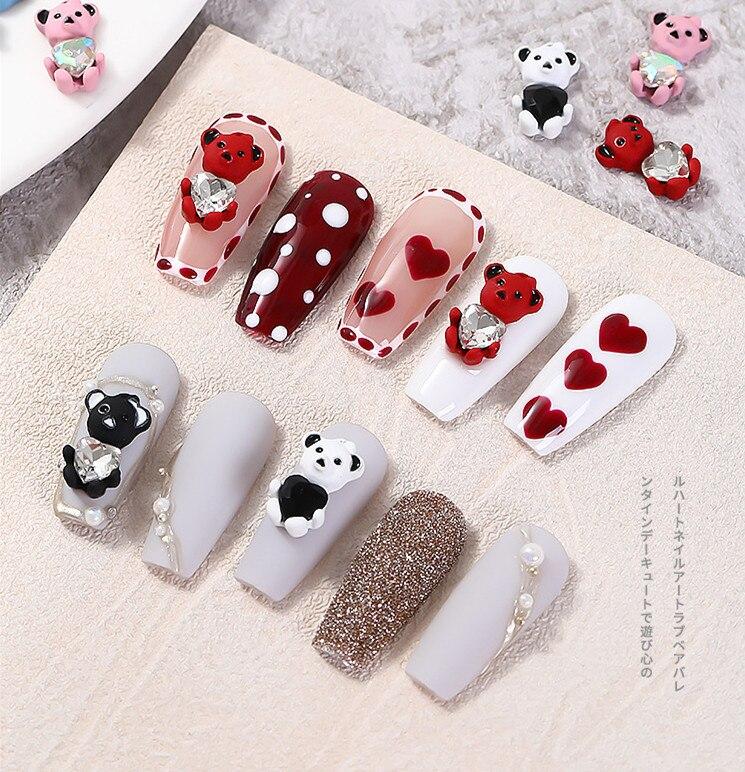 5 шт., декоративные гель-лаки для ногтей