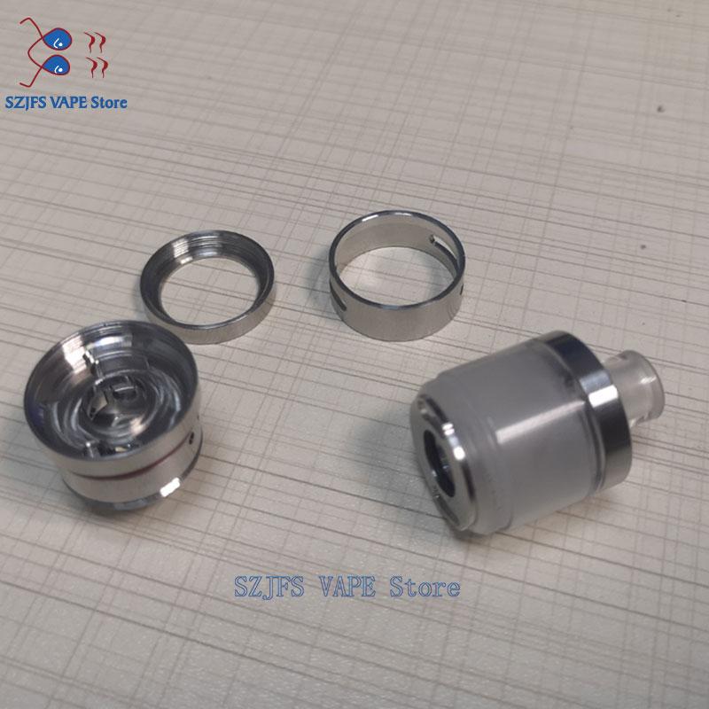 YFTK Integra RTA Atomizer Cotton 22mm 316 stainless steel for 510 vs Dead Rabbit KAYFUN LITE mtl kylin v2 zeus x rta taifun gtr enlarge
