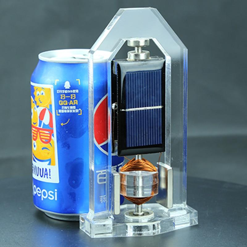 Высокоскоростной Солнечный двигатель мендочино вертикальный Солнечный научный подарок