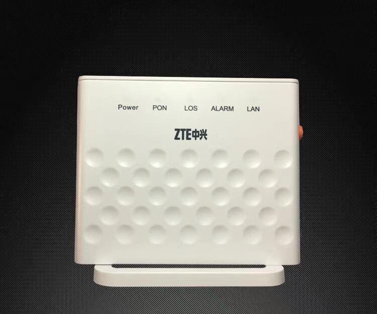 شحن مجاني 10 قطعة F401 1GE ONT ONU GPON opticl ، خط termica 1GE GPON ، وتستخدم ، تستخدم دون الطاقة adapte