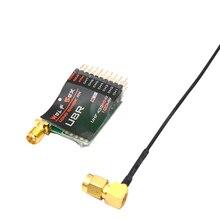 Wolfbox 100mW 433MHz récepteur UHF Rx Compatible avec X9D 9XR PRO FlySky 9 9XII