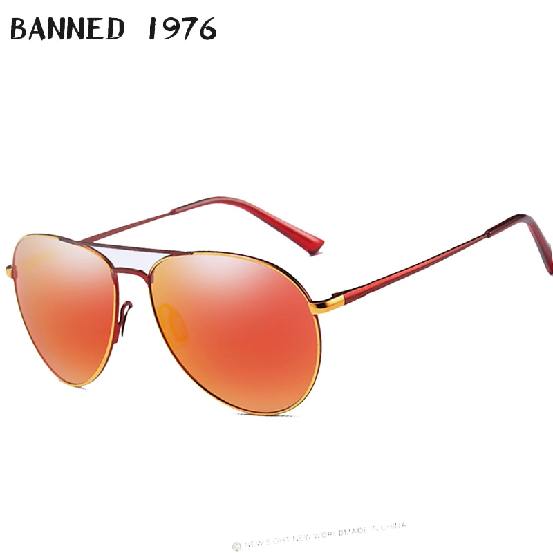 2020 Polarized new aviation sunGlasses uv400 brand name men women glasses feminin oculos vintage eyewear with original box