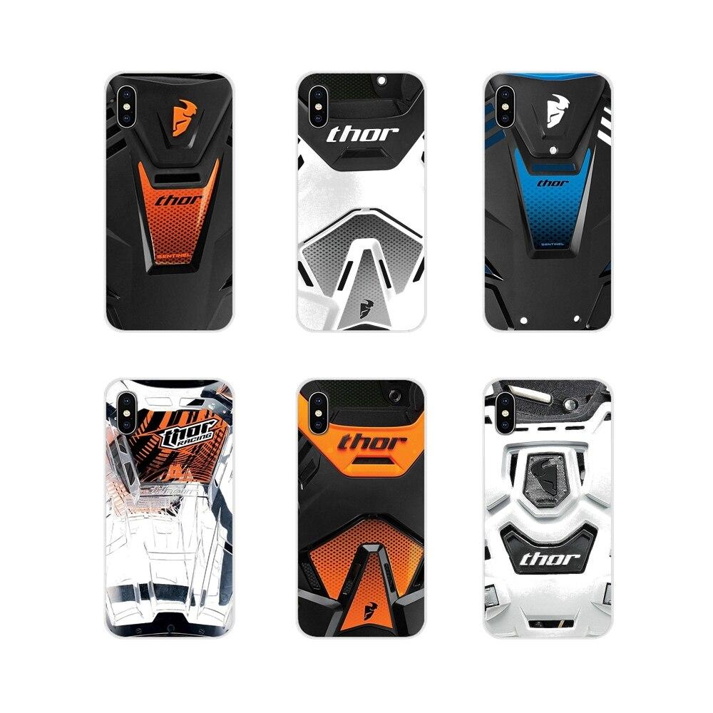 Thor MX centinela de Motocross en el pecho para Huawei Mate Honor 5X6X7 7A 7C 8 9 10 8C 8X20 30 Lite Pro cubiertas de los casos del teléfono