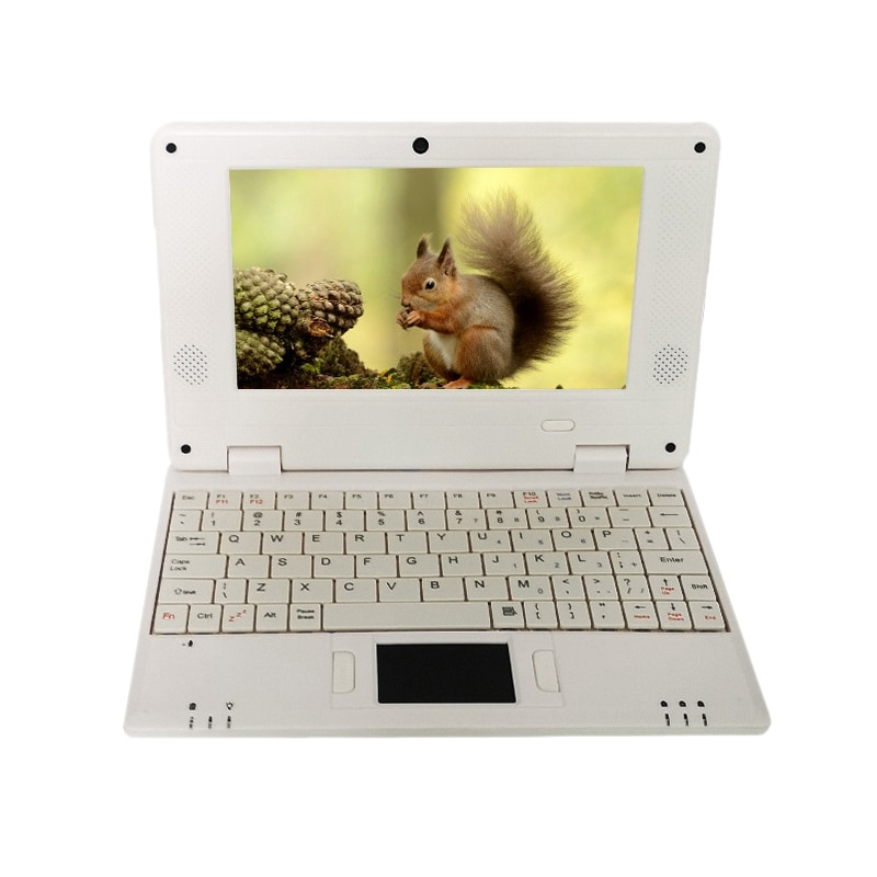 7-Inch S500 Quad-Core Android 5.1 1+8G 1024X600 1.5 (GHz) High Configuration Netbook Computer