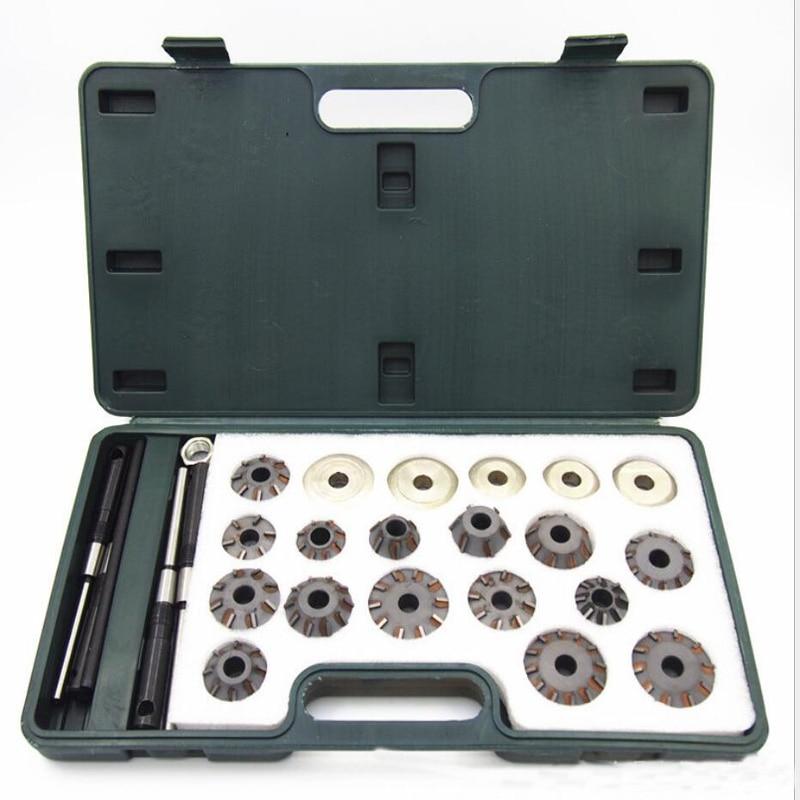 Valve tool valve seat expander valve seat reamer