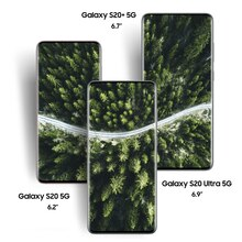 Nouveau Samsung Galaxy S20 5G   S20 + 5G   S20 Ultra 5G 6.2/6.7/6.9
