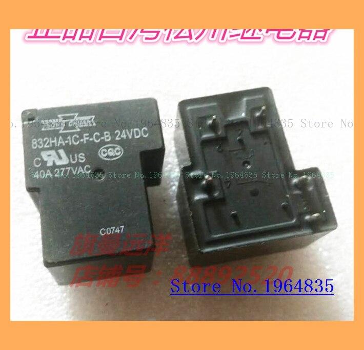 832HA-1C-F-C-B 24VDC 40A 5 832HA-1C-F-C 24V