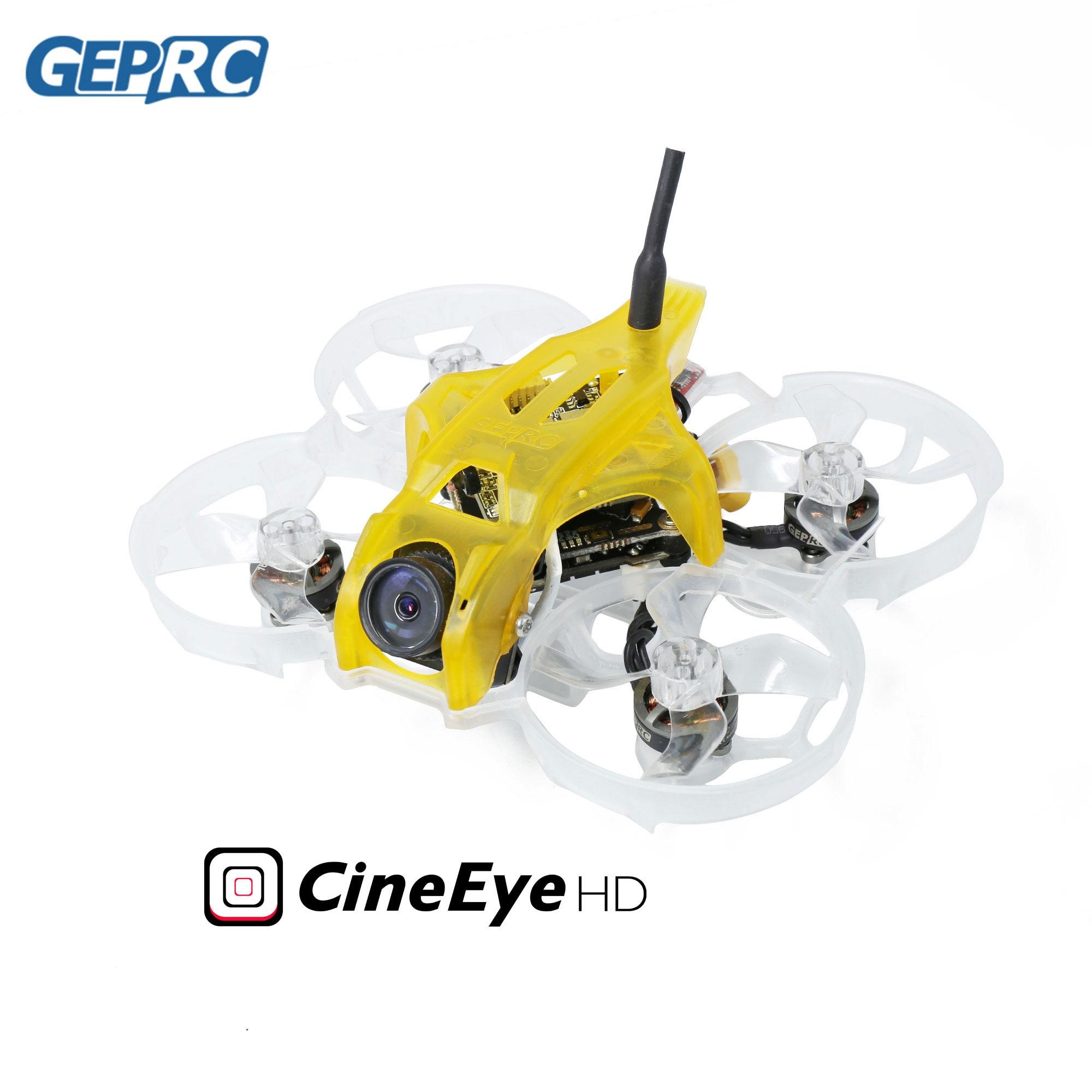 GEPRC CineEye 79mm GEP-12A-F4 con CADDX tortuga V2 cámara interior Whoop FPV Drone RC Drone